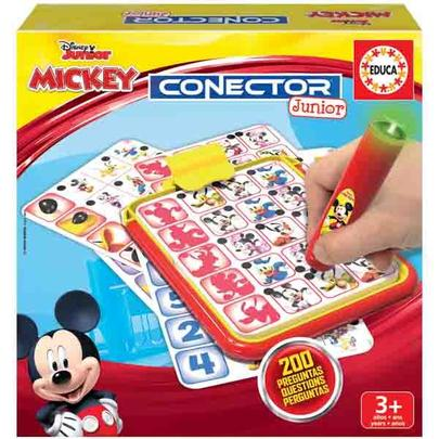 Conector Junior - Mickey a Minnie